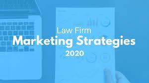 2020 Lawyer Marketing Strategies