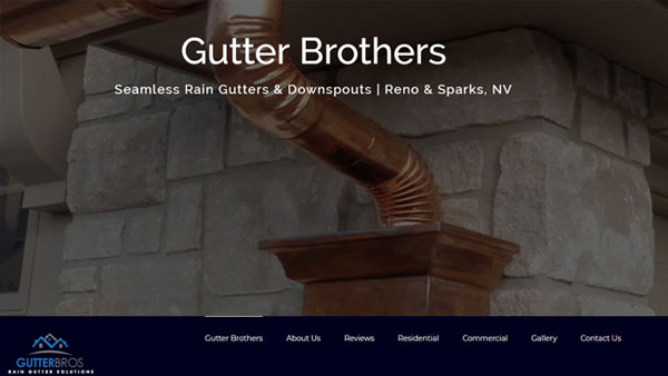 Gutter-Brothers-website-design